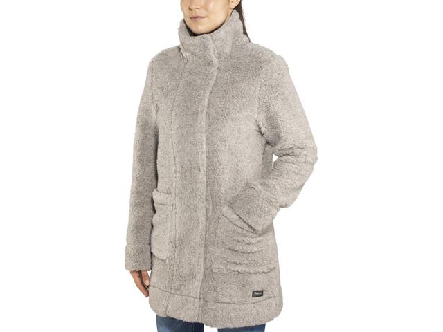 ee15054a Bergans Oslo Wool LooseFit Jacket Women grey mel | Gode tilbud hos  addnature.no